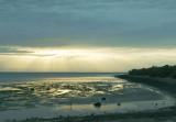 Sunset but no penguins