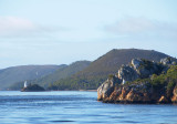 Entrance to Macquarie Harbour