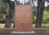 Bruny D'Entrecasteaux Memorial