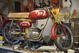 Race moped