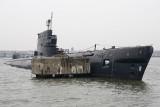 Discarded submarine