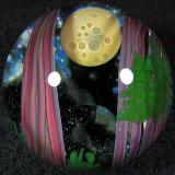 Steve Hitt, Full Moon in the Redwoods Size: 1.91 Price: SOLD