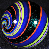 Blue Banded Stardust Size: 1.57 Price: SOLD