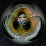 Tri-Optic Illusion Size: 1.95 Price: SOLD