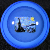 The Starry Night Size: 1.31 Price: SOLD