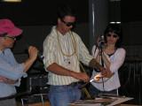Paul Stephan's demo, making a marble.