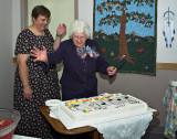 Mary Christman's 90 Birthday Party