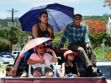 Enjoying the Parade