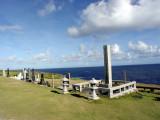 Memorials at Bonsai Cliffs