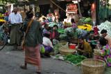 Mandalay Flower Market