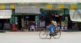 Downtown Bagan