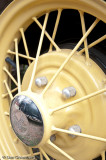 Model A Wheel Abstract