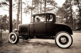 1931 Model A Hi Boy