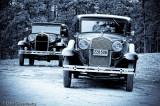 2 1931 Model A's