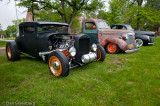 Contrasting Hot Rod Styles