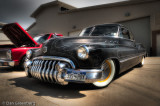 1950 Buick Special  Sedanette