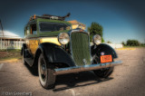 1933 Dodge Taxi