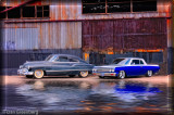 1950 Buick Sedanette & 1963 Buick Special