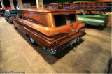 1960 Chevy Sedan Delivery and Wagon