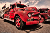 1949 Ford Fire Truck