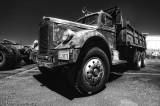 Aging Dump Truck