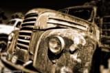 50's Era Fordson Thames Truck