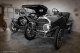 1907 Pope Toledo Touring & 1908 Oldsmobile Flying Roadster