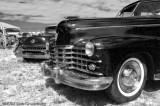 46 Cadillac, 56 Oldmobile