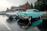 60 and 56 Cadillacs
