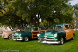 46 Plymouth, 51 Ford, 49 Ford