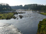 Waterfall on river Venta in Kuldiga - the widest in Europe, but not the highest, of course