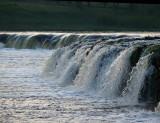 Venta waterfall, Kuldiga