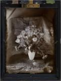 Liquid emulsion on paper negative 18x24cm