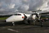 Heading home from Wewak (Wewak - Port Moresby-Brisbane - Los Angeles)
