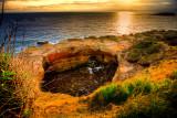 Devil's Punch Bowl (1), Oregon Coast