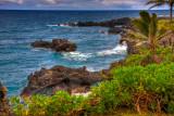 Wainapanapa State Park, Northeast Maui, Hawaii