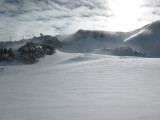Windblown Snow