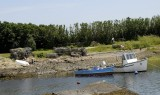 Lobster Traps & Fishing Boats