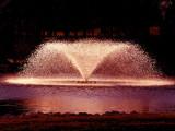 Fountain @ Sunset