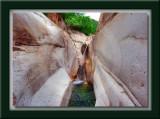 Baekdam Valley Waterfall
