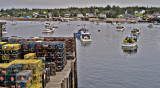 Lobster Boats, Southwest Harbor, Maine