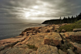 Acadia, Rocks and Light