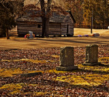 Buried at Shiloh Church