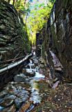 The Flume, Franconia Notch, New Hampshire