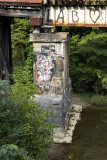 Graffiti on Bridge