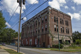 another old abandoned building in Anniston