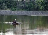 Fishing the Vltava