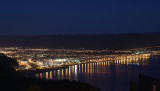 Petone at night before the Tsunami