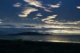 6 April 2010 - As the sun sets over Kapiti Island