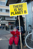 There is no Planet B - Angelica demonstrating at COP15